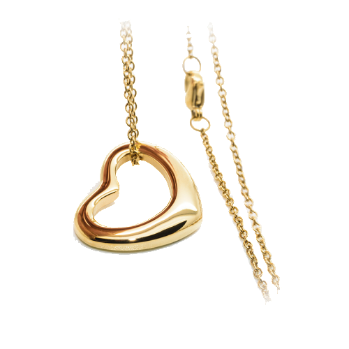 Gold-Heart-Pendant
