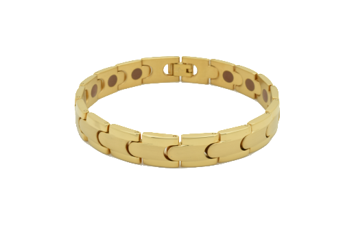 gold-link-band